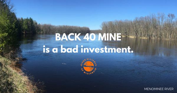 Back 40 Mine Update & Action Alert