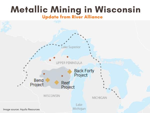 Update on Metallic Mining in Wisconsin