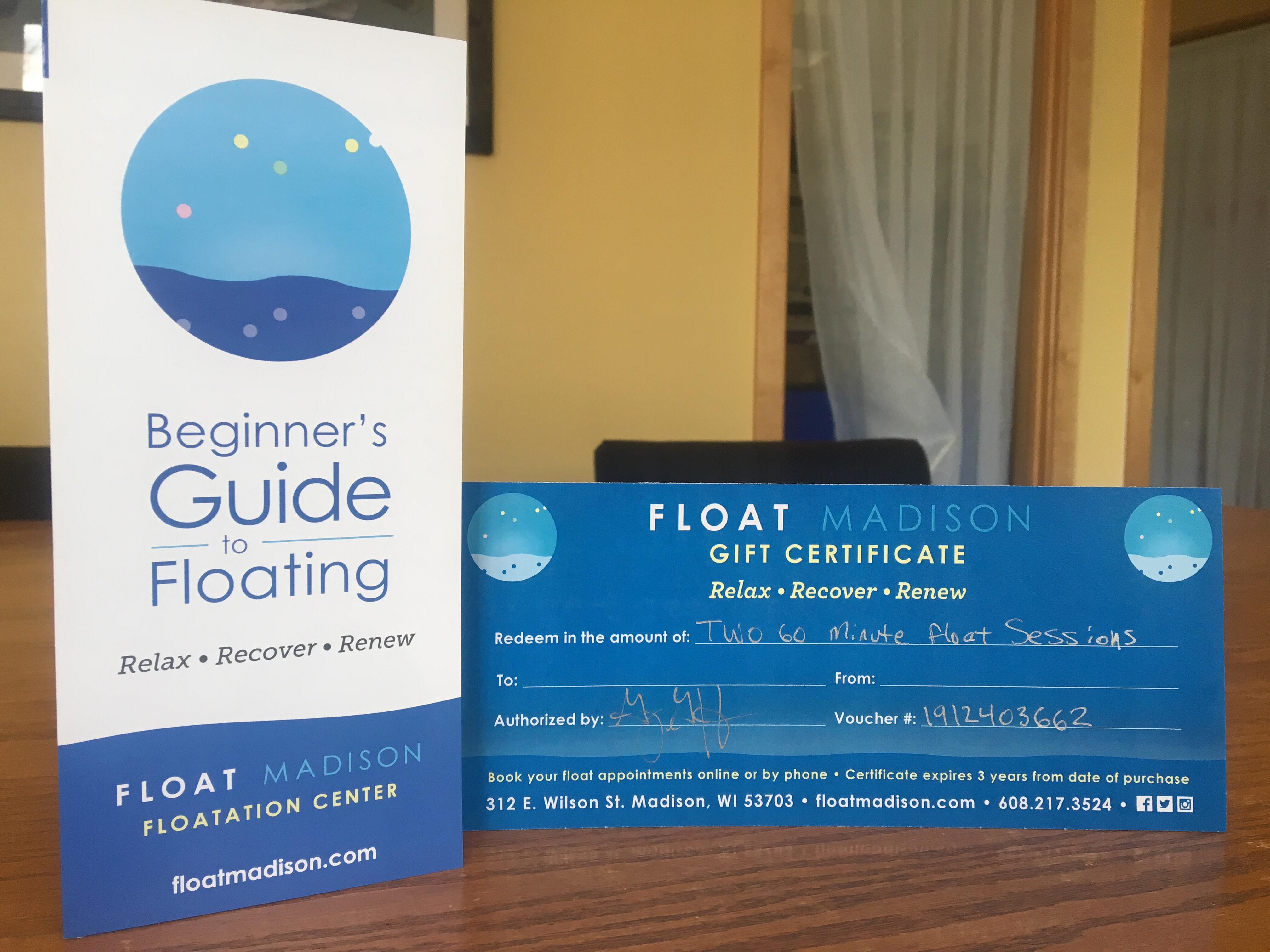 RAFFLE PRIZES & RULES - River Alliance of WI