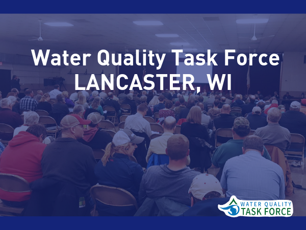 Updates on Wisconsin Water Issues, May 2019