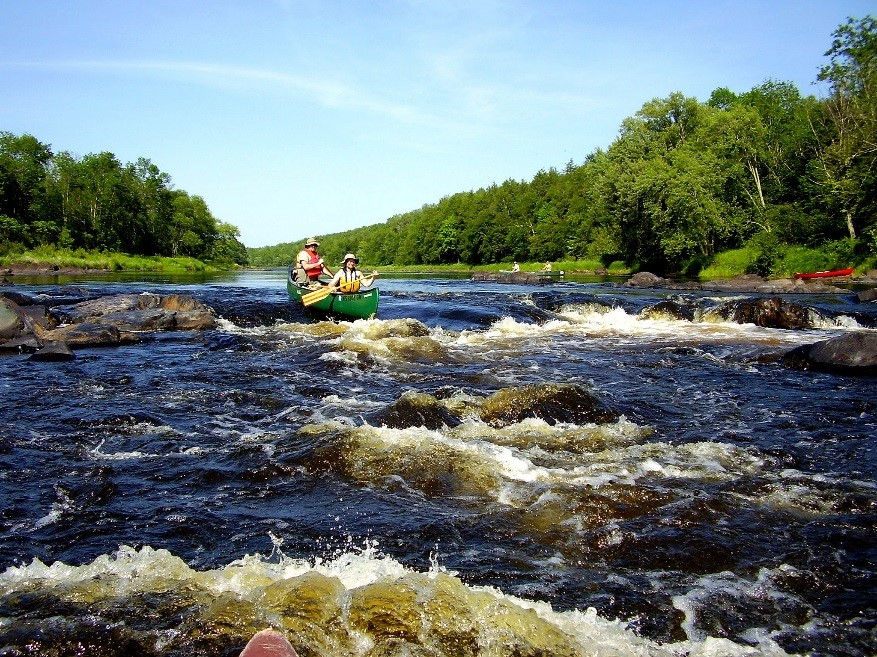 Rick Kark's Guide to Canoeing and Kayaking in Wisconsin