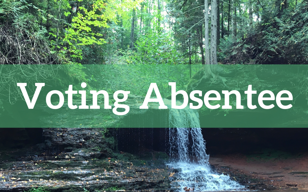 Key Information on Voting Absentee in Wisconsin