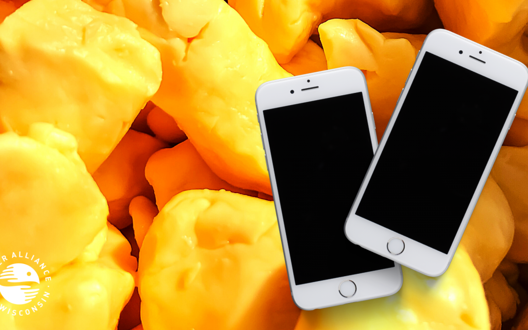 What Do iPhones and Cheese Curds Have in Common?